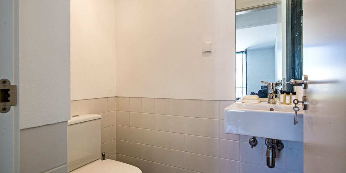 A wonderful extra addition the cloakroom