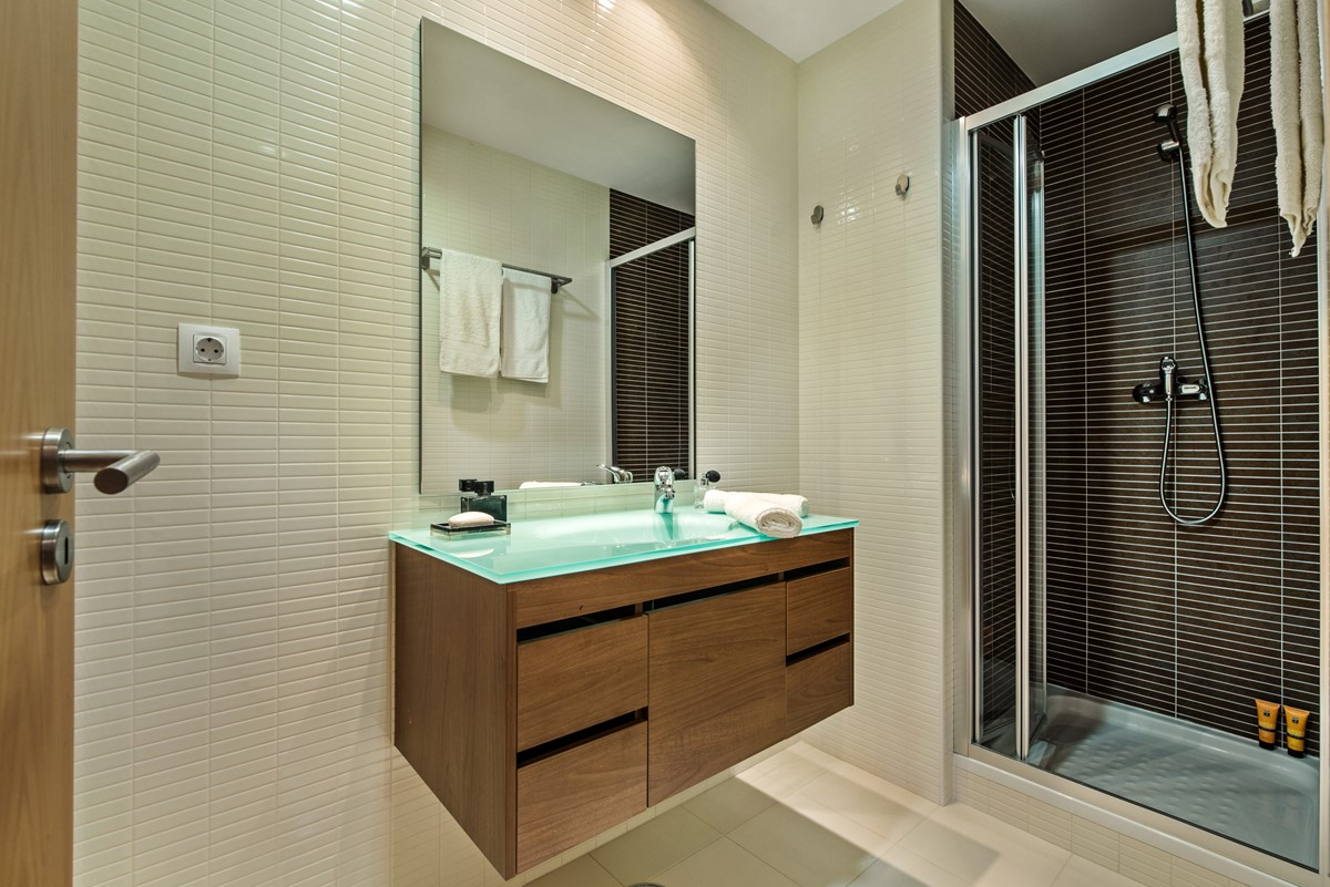 Bathroom At Our 2 Bedroom Apartment