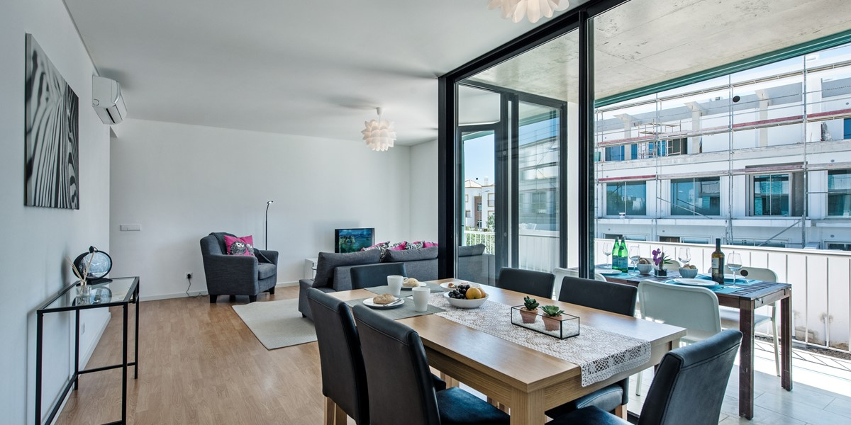 Modern And Stylish Dining Area