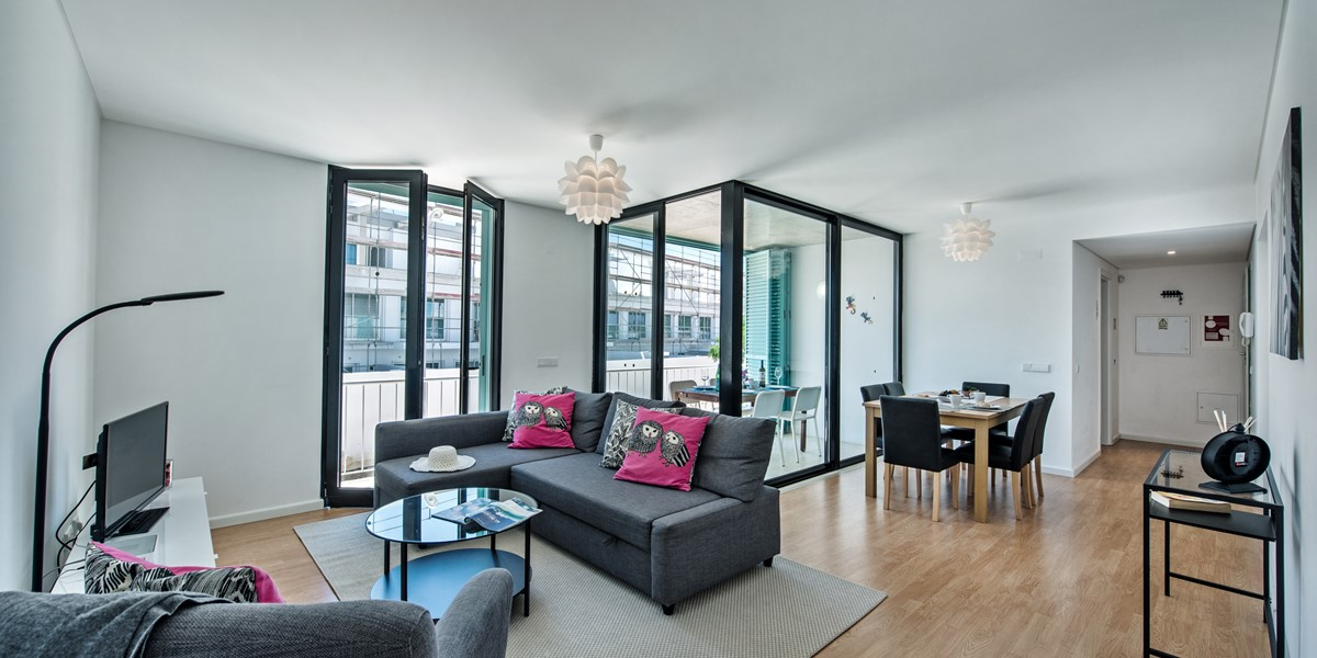 Open Plan Living In Our Fabulous 2 Bedroom Apartment