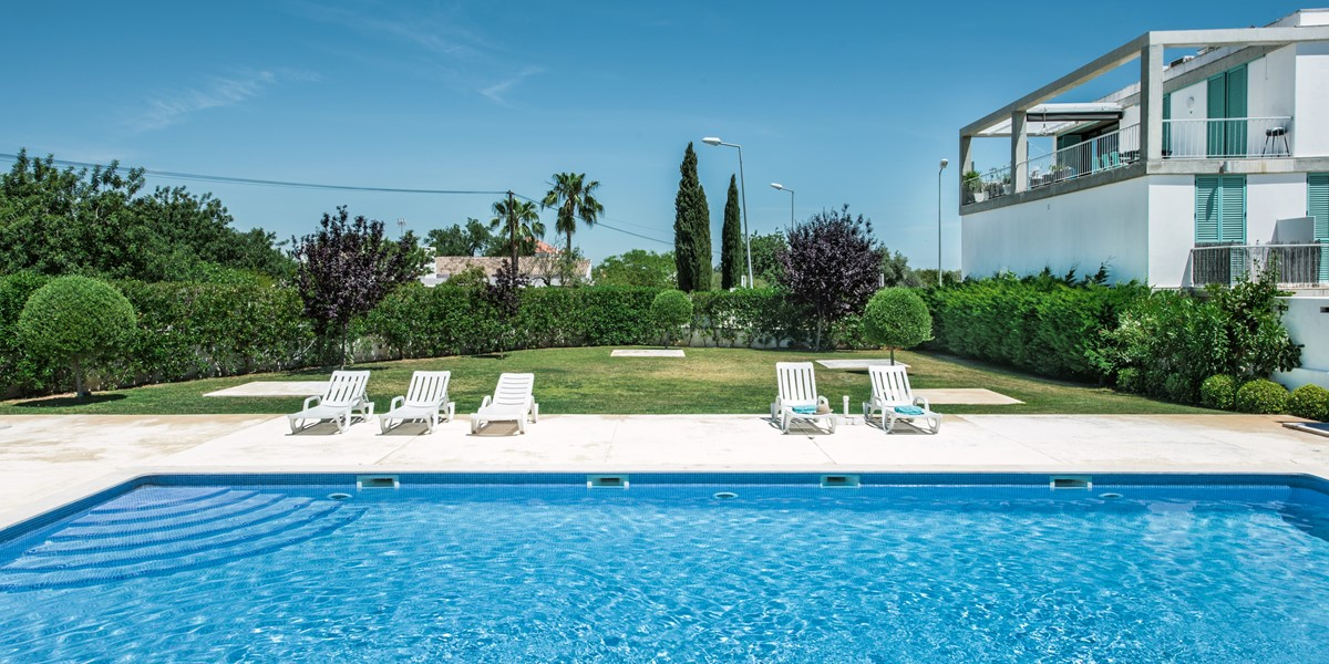 Private Gardens And A Super Swimming Pool To Enjoy